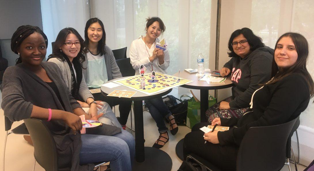Korean Conversation Hour in GH 308