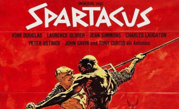 spartakus movie poster