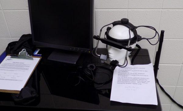 eye tracker equipment