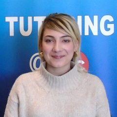 Teodora, Italian Peer Tutor