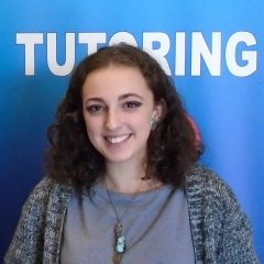 Ariana, Italian Peer Tutor