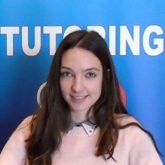 Valentina, Italian Peer Tutor