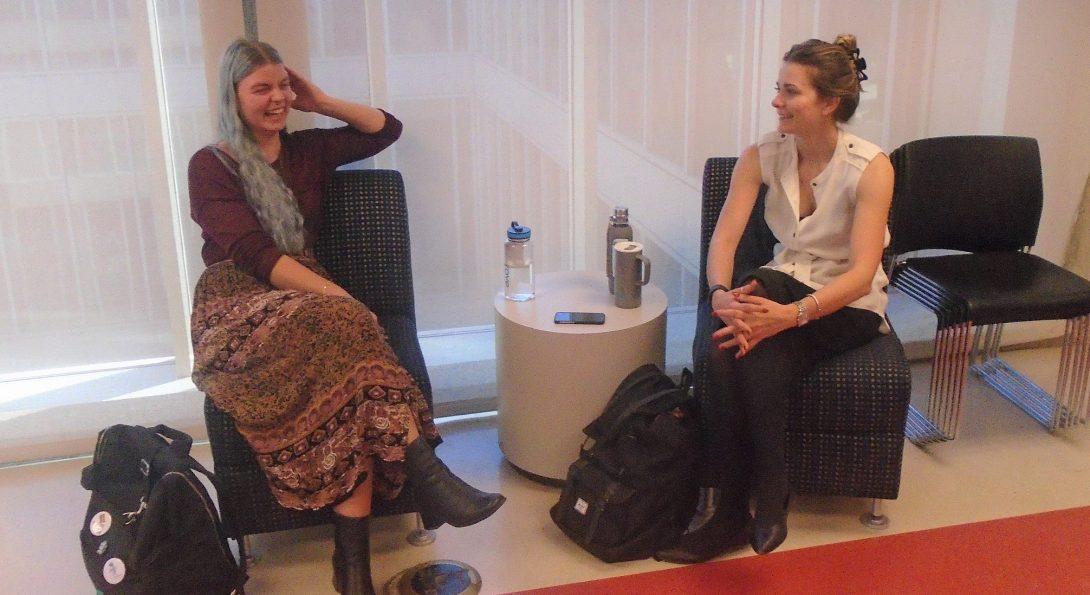 Polish Conversation hour in GH 308