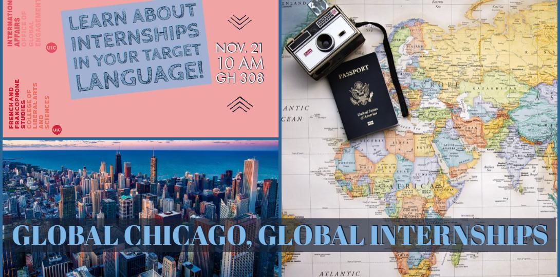 Global Chicago, Global Internships Event