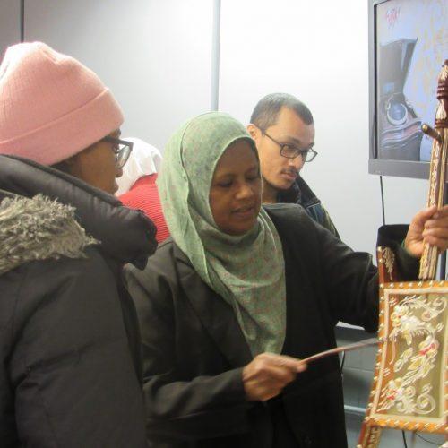 Arabic culture event