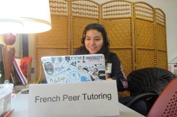 Peer Tutoring Online