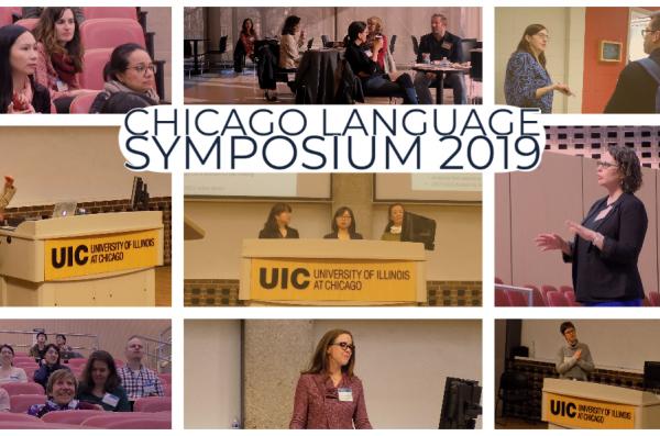 chicago lagnauge symposium collage 2019