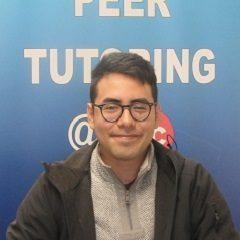 Juan, Spanish Peer Tutor