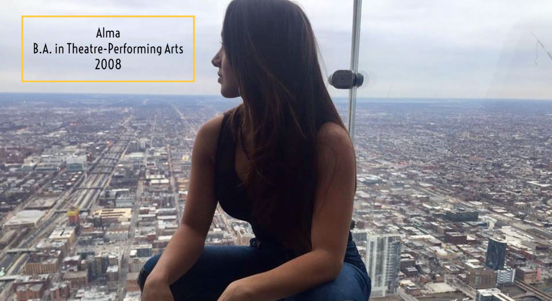 Alma at the Willis Tower in Chicago
