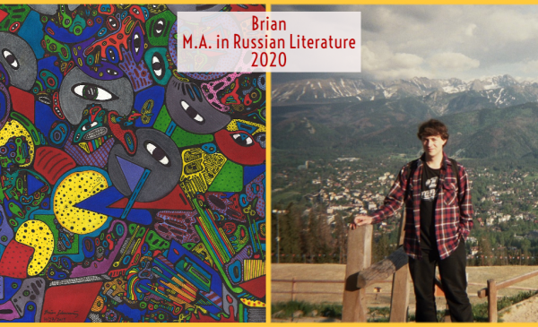 A recent piece by Brian and Brian in Zakopane, Poland