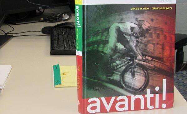 Italian textbook