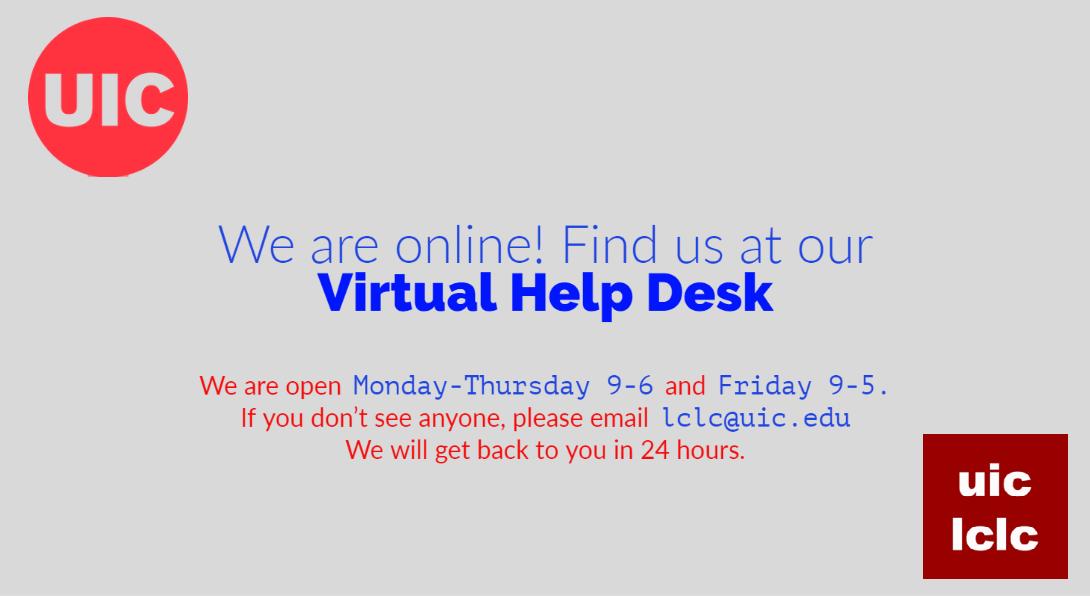 LCLC Virtual Office banner