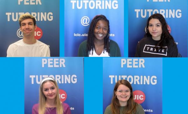 French peer tutors