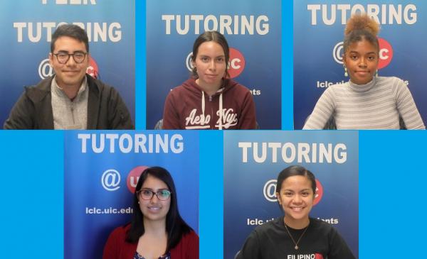 Spanish peer tutors