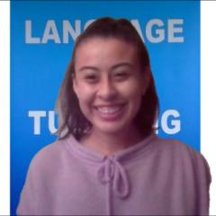 Celeste, Spanish Peer tutor
