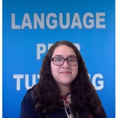 Lucia, Spanish Peer Tutor