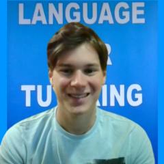 Nate, German Peer Tutor