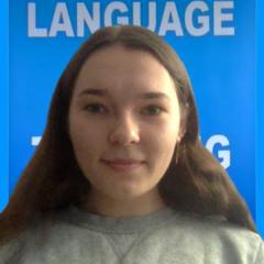 Sofiya, Italian Peer Tutor