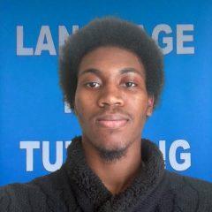 Abdallah, Spanish Peer Tutor