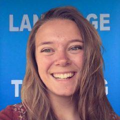 Isabelle, Spanish Peer Tutor