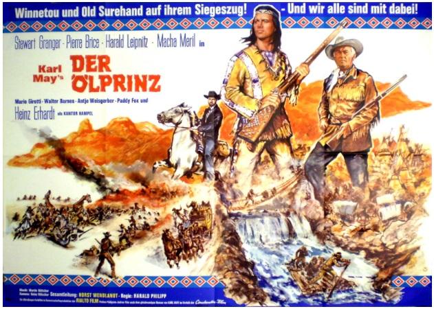 Der Ölprinz Film Poster