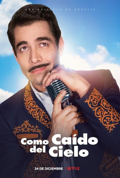 Como Caído del Cielo movie poster