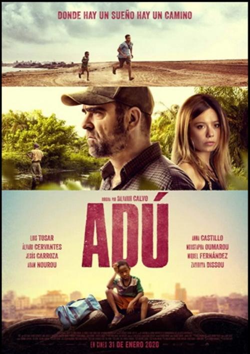 Adú film poster