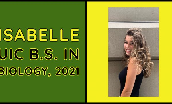 Isabelle, UIC B.S. in Biology, 2024