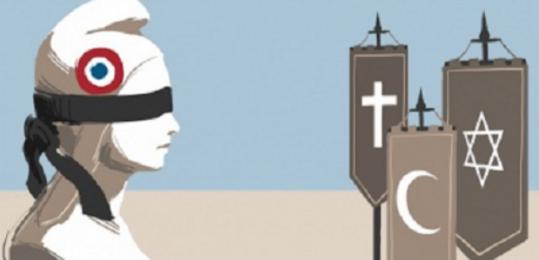 laïcité illustration