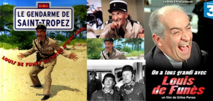 Le Gendarme de Saint-Tropez images and film poster