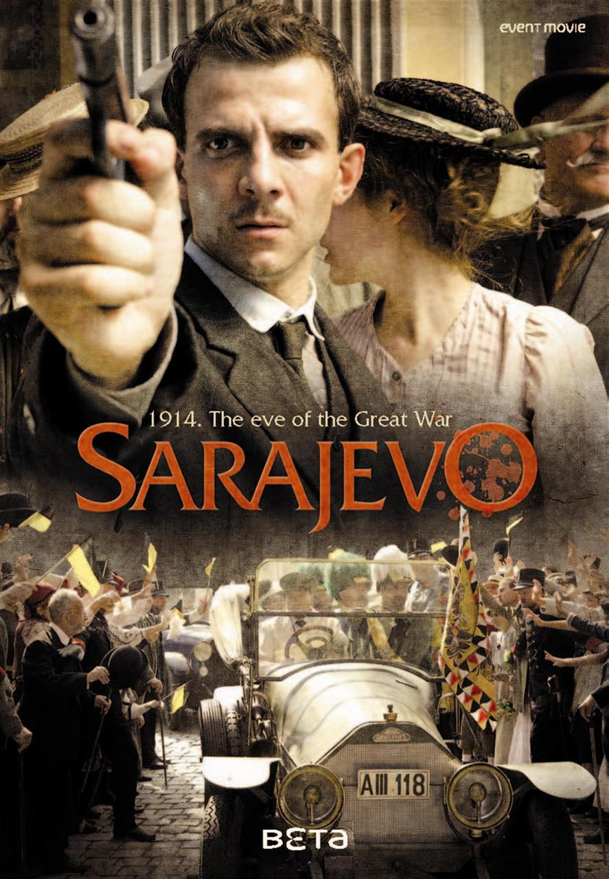 Sarajevo film poster