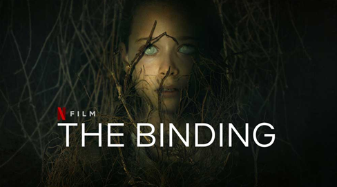 Movie poster for The Binding