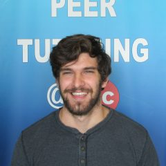 Ian, German Peer Tutor